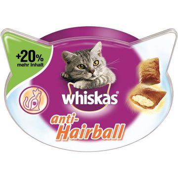 Whiskas Snack Anti-Hairball 72g (Menge: 6 je Bestelleinheit)
