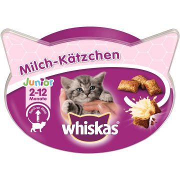 Whiskas Snack Milch-Kätzchen 55g (Menge: 8 je Bestelleinheit)