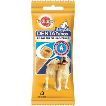 Pedigree Snack Denta Tubos Junior 3 St. (Menge: 18 je Bestelleinheit)