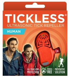 TickLess HUMAN Ultraschallgerät - Orange
