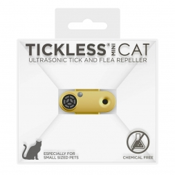 TickLess MINI Cat Ultraschallgerät - Gold