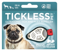 TickLess PET Ultraschallgerät - Beige