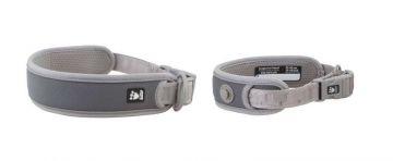 Hurtta Adventure Halsband grau, 45-55cm