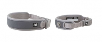 Hurtta Adventure Halsband grau, 55-65cm