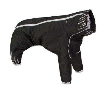 Hurtta Downpour suit, schwarz 25 M