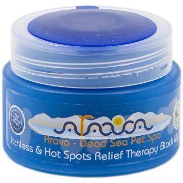 Arava therapeutischer schwarzer Schlamm für juckende & gereizte Haut 50 ml