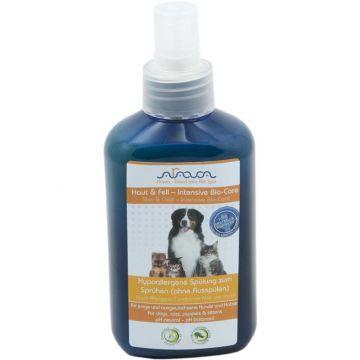 Arava Hunde & Katzen Hypoallergene Spülung zum Sprühen ohne Ausspülen für 250 ml