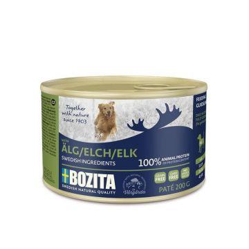 Bozita Dog Dose Paté Elch 200g (Menge: 20 je Bestelleinheit)