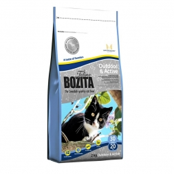 Bozita Cat Outdoor & Active 2kg