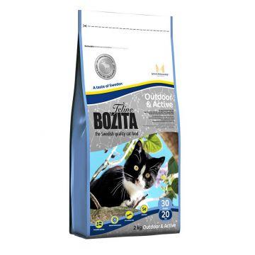 Bozita Cat Outdoor & Active 2kg