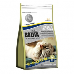 Bozita Cat Indoor & Sterilised 400g