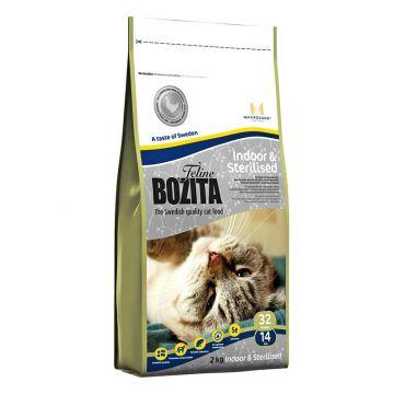 Bozita Cat Indoor & Sterilised 2kg
