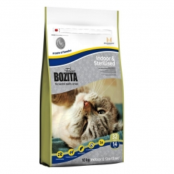 Bozita Cat Indoor & Sterilised 10kg