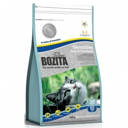 Bozita Cat Diet & Stomach - Sensitive 400g