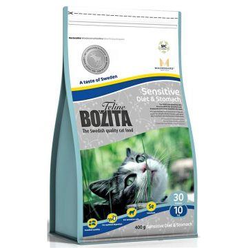 Bozita Cat Diet & Stomach - Sensitive 400g