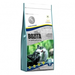 Bozita Cat Diet & Stomach - Sensitive 2kg