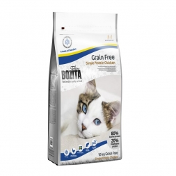 Bozita Cat Grain Free Chicken 10kg