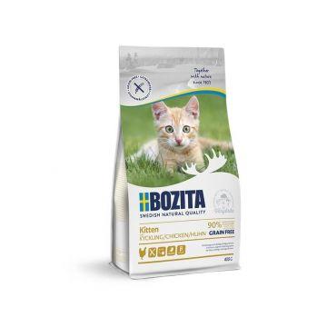 Bozita Kitten Grain free Chicken 400g