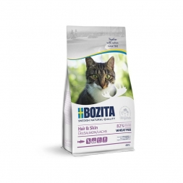 Bozita Hair & Skin Wheat free Salmon 400g