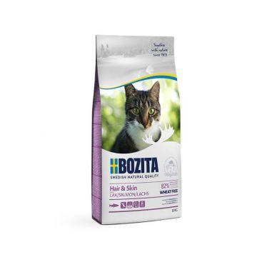 Bozita Hair & Skin Wheat free Salmon 10kg