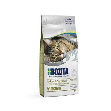 Bozita Indoor & Sterilised Chicken 10kg