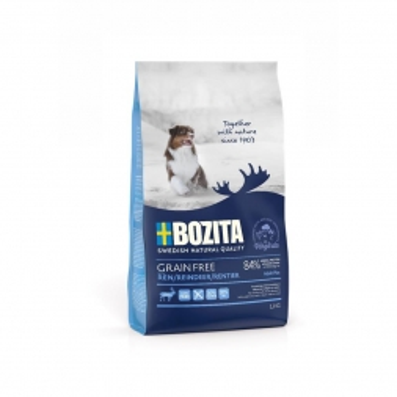 Bozita Grain Free Rentier  1,1 kg