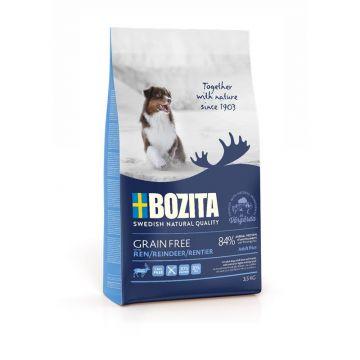 Bozita Dog Grain Free Rentier 3,5 kg