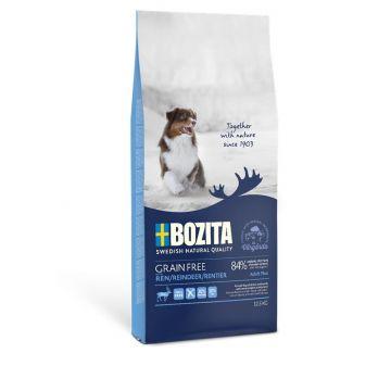 Bozita Dog Grain Free Rentier 12,5 kg