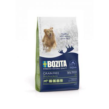 Bozita Dog Grain Free Elch   1,1 kg