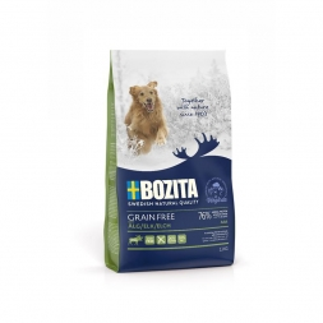 Bozita Grain Free Elch   1,1 kg