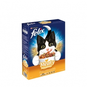FELIX Sensations Meaty mit Geflügel 1kg