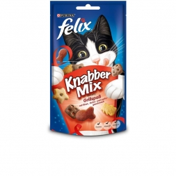 Felix Snack KnabberMix Grillspaß 60g (Menge: 8 je Bestelleinheit)