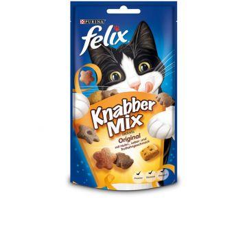 Felix Snack KnabberMix Original 60g (Menge: 8 je Bestelleinheit)
