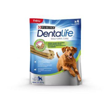 Purina DentaLife Dog Maxi 142g (Menge: 5 je Bestelleinheit)