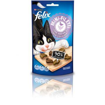 Felix Mini-Filetti Huhn & Ente 40 g (Menge: 7 je Bestelleinheit)