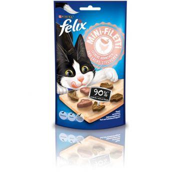 Felix Mini-Filetti Huhn & Lachs 40 g (Menge: 7 je Bestelleinheit)