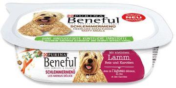 Beneful Schlemmermenü Lamm 200 g (Menge: 6 je Bestelleinheit)
