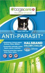 Bogacare Anti Parasit Halsband Katze