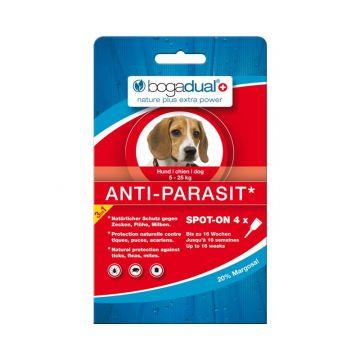 bogadual Anti-Parasit Hund klein 4x1,5ml