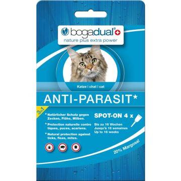 Bogadual Anti-Parasit Katze 4x0,75ml