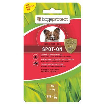 bogaprotect SPOT-ON Hund XS 3 x 0,7 ml