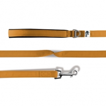 Curli Basic Leine Nylon 140 x 2 cm Orange
