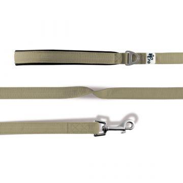 Curli Basic Leine Nylon 140 x 1.5cm Tan
