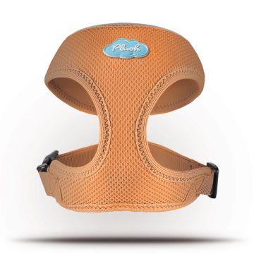 Curli Basic Geschirr Air-Mesh Orange XL