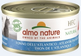 Almo Nature Legend - Atlantikthunfisch 70g (Menge: 24 je Bestelleinheit)