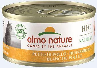 Almo Nature Legend - Hühnerbrust 70g (Menge: 24 je Bestelleinheit)