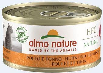 Almo Nature Legend - Huhn & Thunfisch 70g (Menge: 24 je Bestelleinheit)