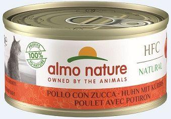 Almo Nature Legend - Huhn mit Kürbis 70g (Menge: 24 je Bestelleinheit)
