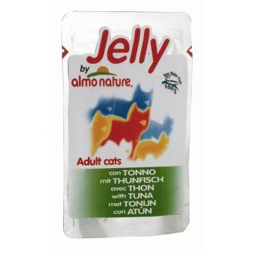 Almo Nature Jelly Pouch Thunfisch 70g (Menge: 24 je Bestelleinheit)