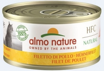 Almo Nature Legend - Hühnerfilet 70g (Menge: 24 je Bestelleinheit)